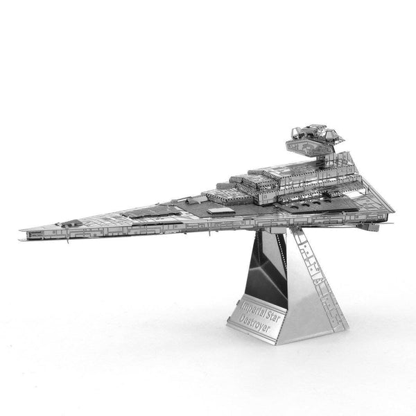 Metal Earth Imperial Star Destroyer 3D Model - Jouets LOL Toys