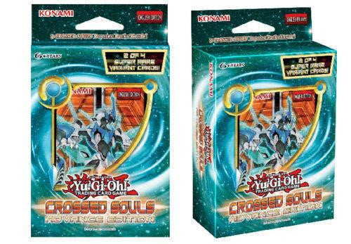 Yu-Gi-Oh Crossed Souls Advance Edition - Jouets LOL Toys