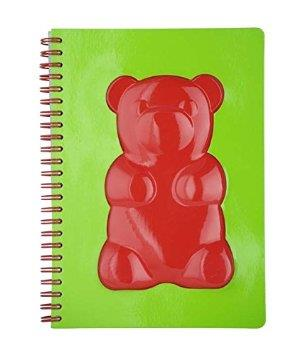 Gummy Bear Journal Red - Jouets LOL Toys