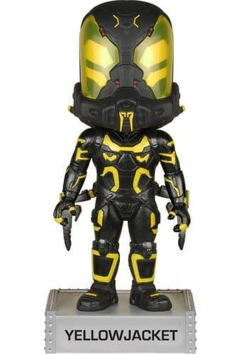Bobble Head Ant-Man Yellow Jacket - Jouets LOL Toys