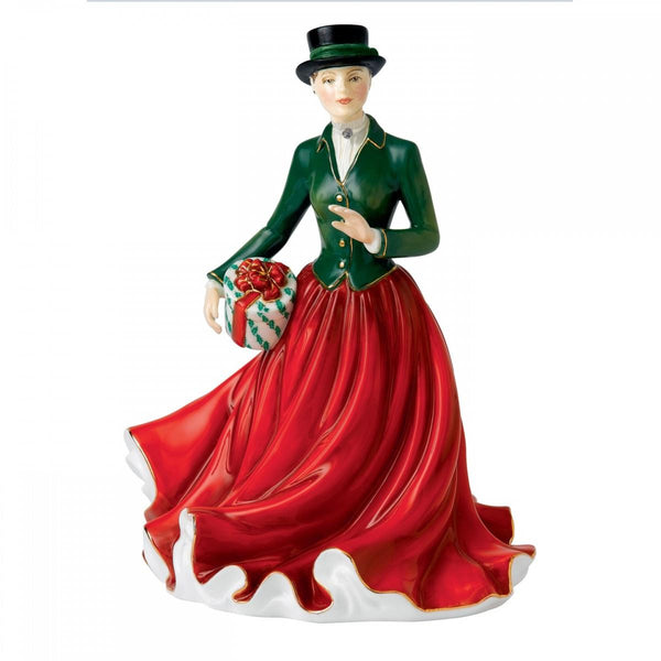 Royal Doulton Christmas Morning Figurine - Jouet LOL Toys