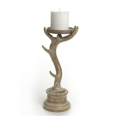 Candle Holder Deer Antler - Jouets LOL Toys