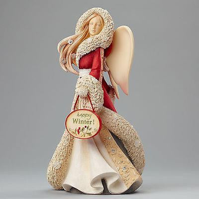 Happy Winter Angel Figurine - Jouets LOL Toys