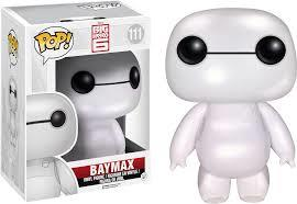 Pop Disney: Big Hero 6 Baymax - Jouets LOL Toys