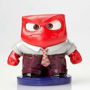 Disney Inside Out Anger Figurine - Jouets LOL Toys