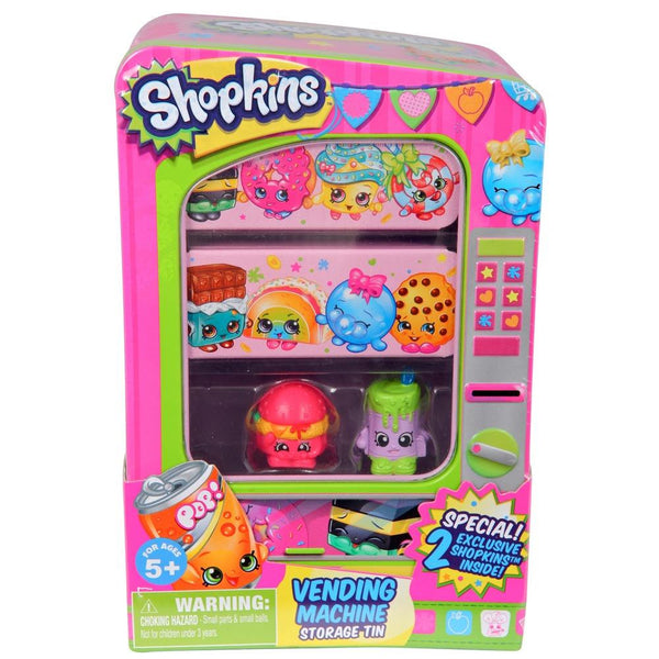 Shopkins Vending Machine Season 1 - Jouets LOL Toys
