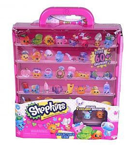 Shopkins Collector Case - Jouets LOL Toys
