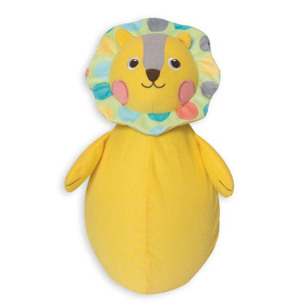 Manhattan Toy Roly-Bop Lion - Jouets LOL Toys