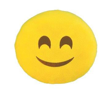 Emoji Large Pillow Smiley Face - Jouets LOL Toys
