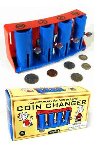 Schylling Coin Changer - Jouets LOL Toys