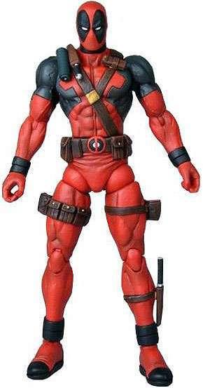 Marvel Deadpool Action Figure - Jouets LOL Toys