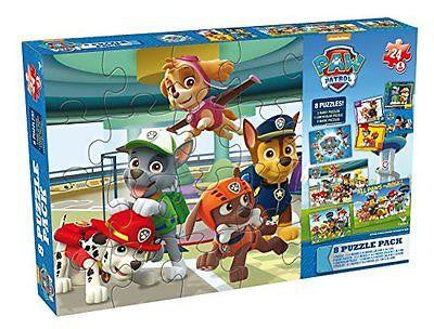 Paw Patrol 8 in 1 puzzle - Jouets LOL Toys