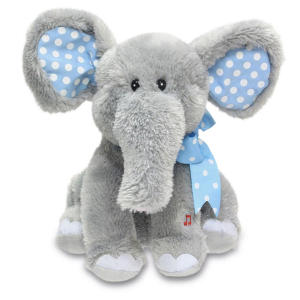 Cuddle Barn Elephant Elliot - Jouets LOL Toys