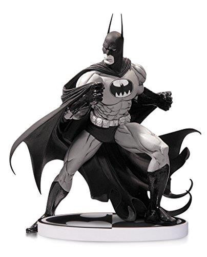 Batman Black & White Statue by Sale - 2nd Edition - Jouets LOL Toys