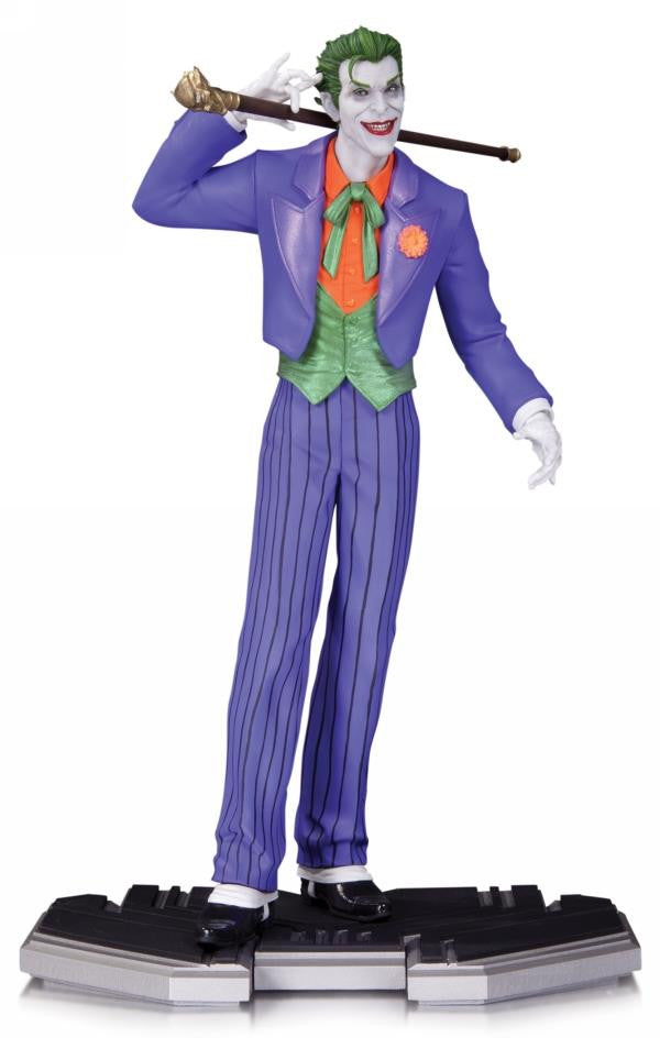 DC Collectibles Icons Joker Statue - Jouets LOL Toys