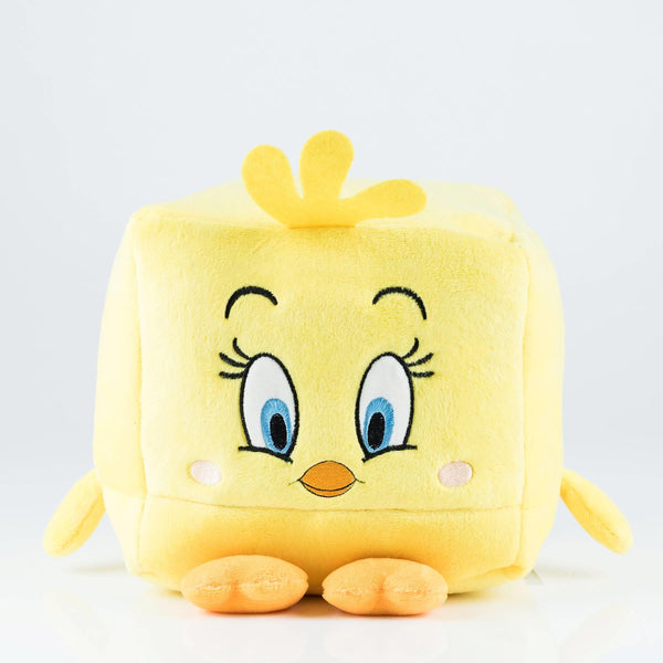 Kawaii Cubes Tweety Bird Plush (med) - Jouets LOL Toys