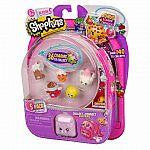 Shopkins Season 5 (5 pack) - Jouets LOL Toys