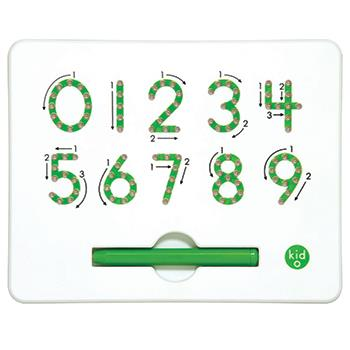Kid O Magnatab Numbers 0-9 - Jouets LOL Toys