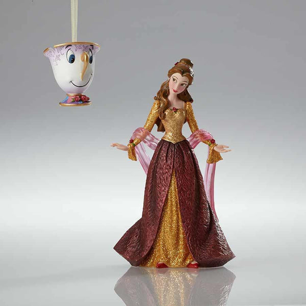 Disney Belle and Chip Christmas Set - Jouets LOL Toys