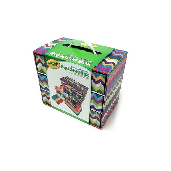 Crayola Big Ideas Box - Jouets LOL Toys