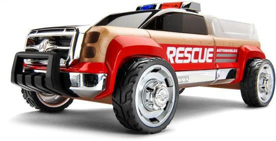 Automoblox Fire Rescue Truck - Jouets LOL Toys