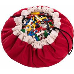 Play and Go Toy Storage Red Bag - Jouets LOL Toys