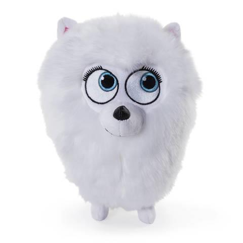 TY Secret Life of Pets Dog - Gidget (Small) - Jouets LOL Toys