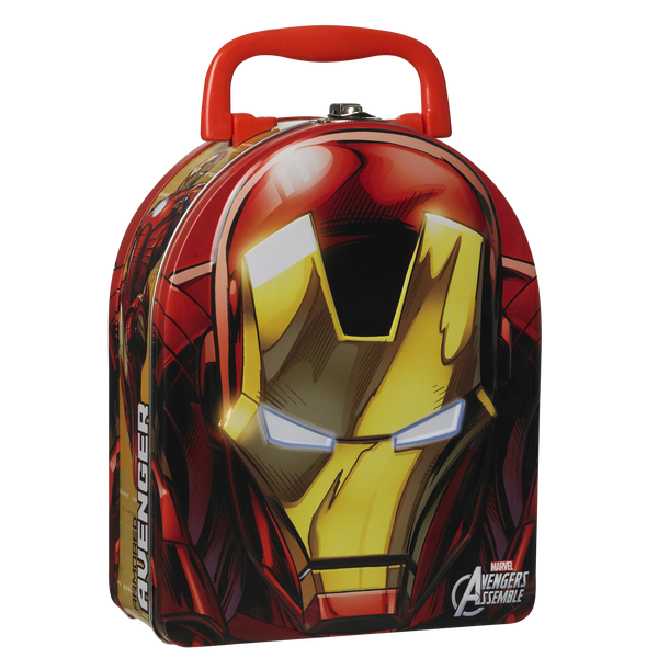 TinBox Marvel Avengers Tin Iron Man - Jouets LOL Toys