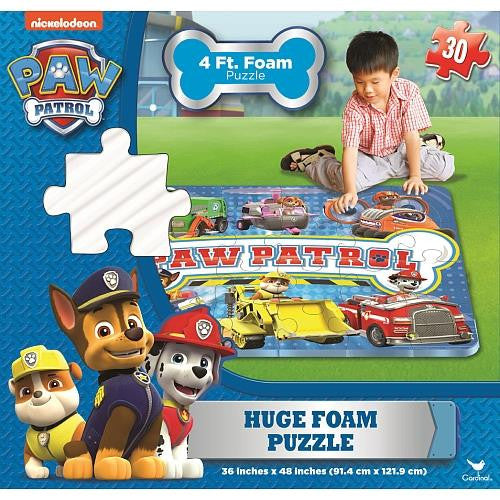 Paw Patrol Floor Puzzle - Jouets LOL Toys