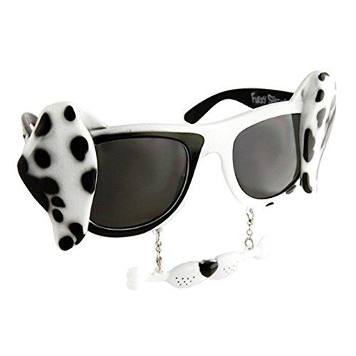 Sunglasses Costume Dalmatian Dog - Jouets LOL Toys