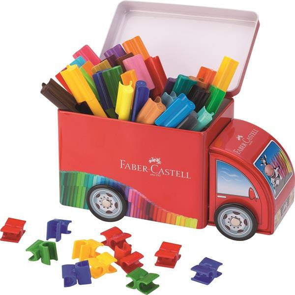 Faber Castell Connector Pen Creative Truck - Jouets LOL Toys