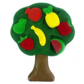 Rubbabu 3D Shape and Sort Fruits - Jouets LOL Toys