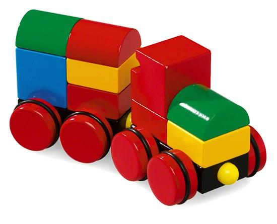 Brio Magnetic Train - Jouets LOL Toys