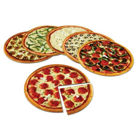 Magnetic Pizza Fractions - Jouets LOL Toys