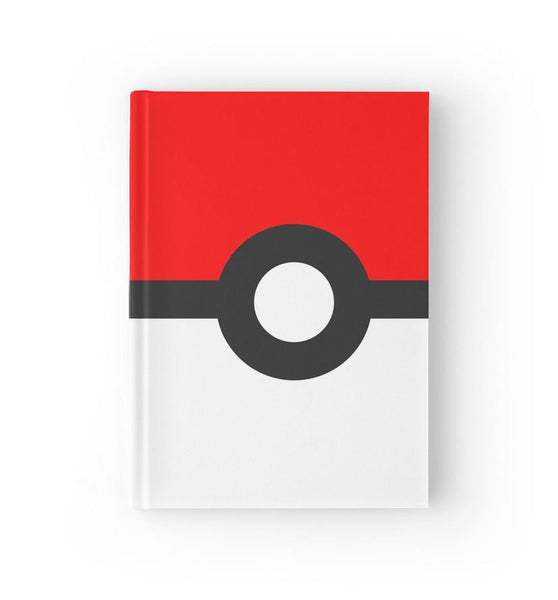 Pokemon Hard Cover Journal
