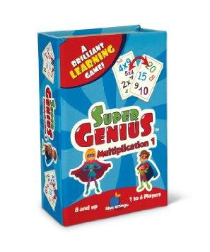 Super Genius Multiplication 1 - Jouets LOL Toys
