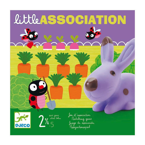 Djeco Little Association Game - Jouets LOL Toys