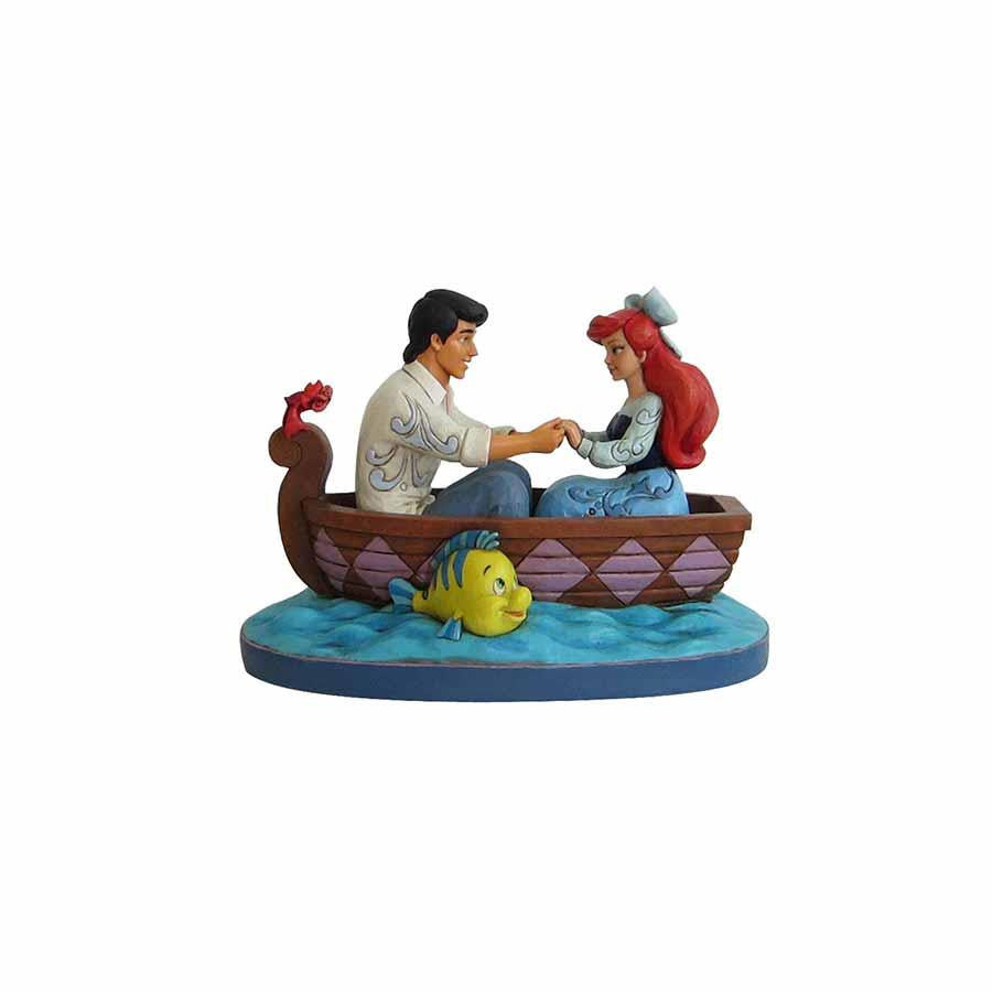 Disney Ariel and Prince Eric on Boat - Jouets LOL Toys