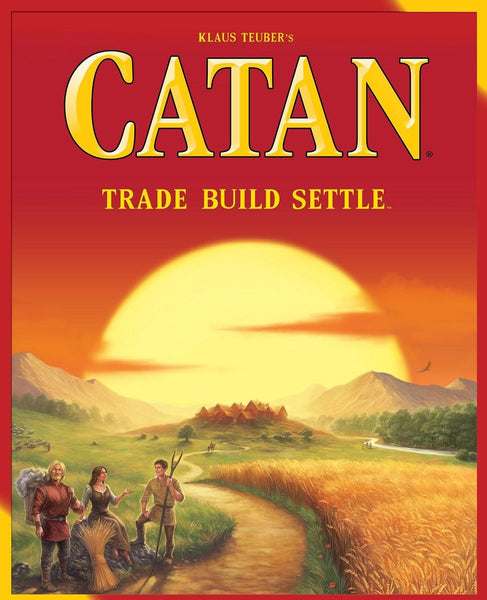 Catan 5th Trade Build Settle -  Jouets LOL Toys