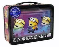 Minions Tin Box Dance Like You Mean It - Jouets LOL Toys