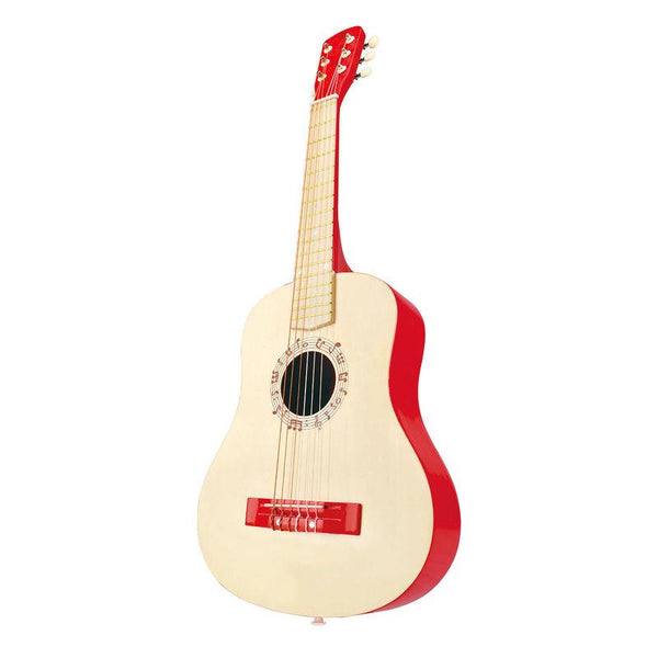 Vibrant Red Guitar - Jouets LOL Toys