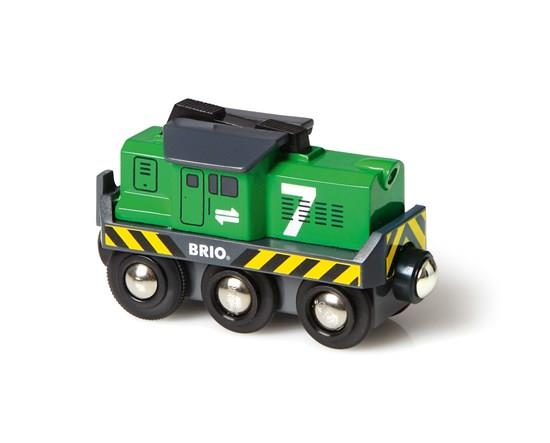 Brio Freight Battery Engine - Jouets LOL Toys