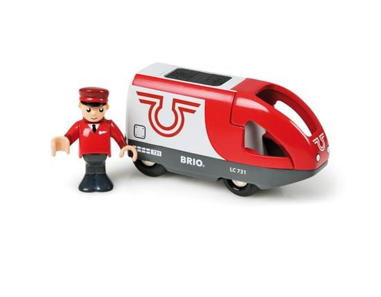 Brio Travel Battery Engine - Jouets LOL Toys