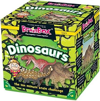 BrainBox Dinosaurs (English) - Jouets LOL Toys
