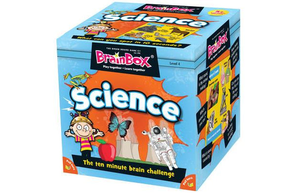 BrainBox Science (English) - Jouets LOL Toys