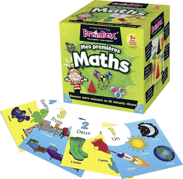 BrainBox Maths (French) - Jouets LOL toys