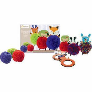 Avenue Mandarine Pompoms Animals - Jouets LOL Toys