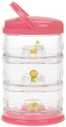Inno Baby Stackable Container Pink - Jouets LOL Toys