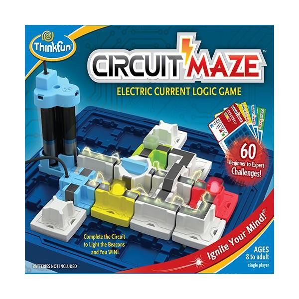 Circuit Maze Logic Game - Jouets LOL Toys