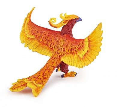Papo Figurine Phenix Red - Jouets LOL Toys